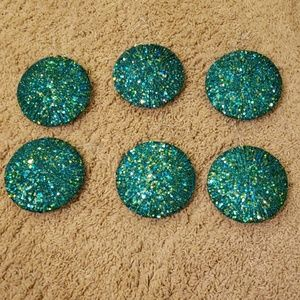 Other - Lot of 6 disk ornaments